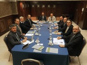 Reunión del Comité Ejecutivo de Consignatarios de ANESCO en Santiago de Compostela