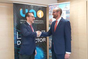 ANESCO se incorpora como socio a UNO en una clara apuesta por el desarrollo de la intermodalidad