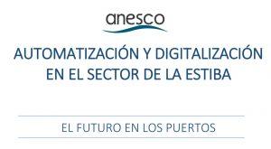 automatización y digitalización estiba - ANESCO