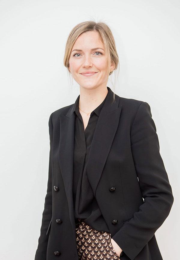 Sophia Linares Van der Lem - empresa estibadora